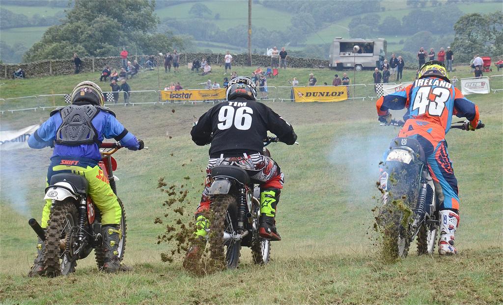 Vintage motocross The Nostalgia Scramble 2015 photos Sedbergh 23rd August classicdirtbikerider.com 48