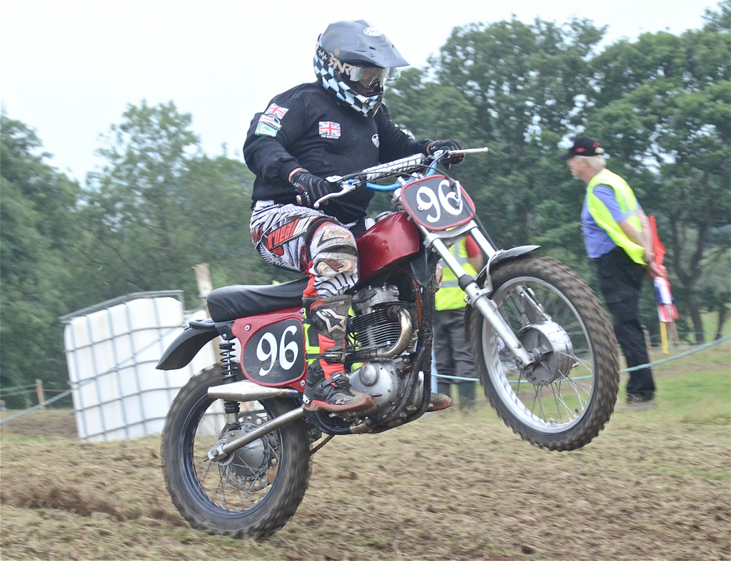 Vintage motocross The Nostalgia Scramble 2015 photos Sedbergh 23rd August classicdirtbikerider.com 49