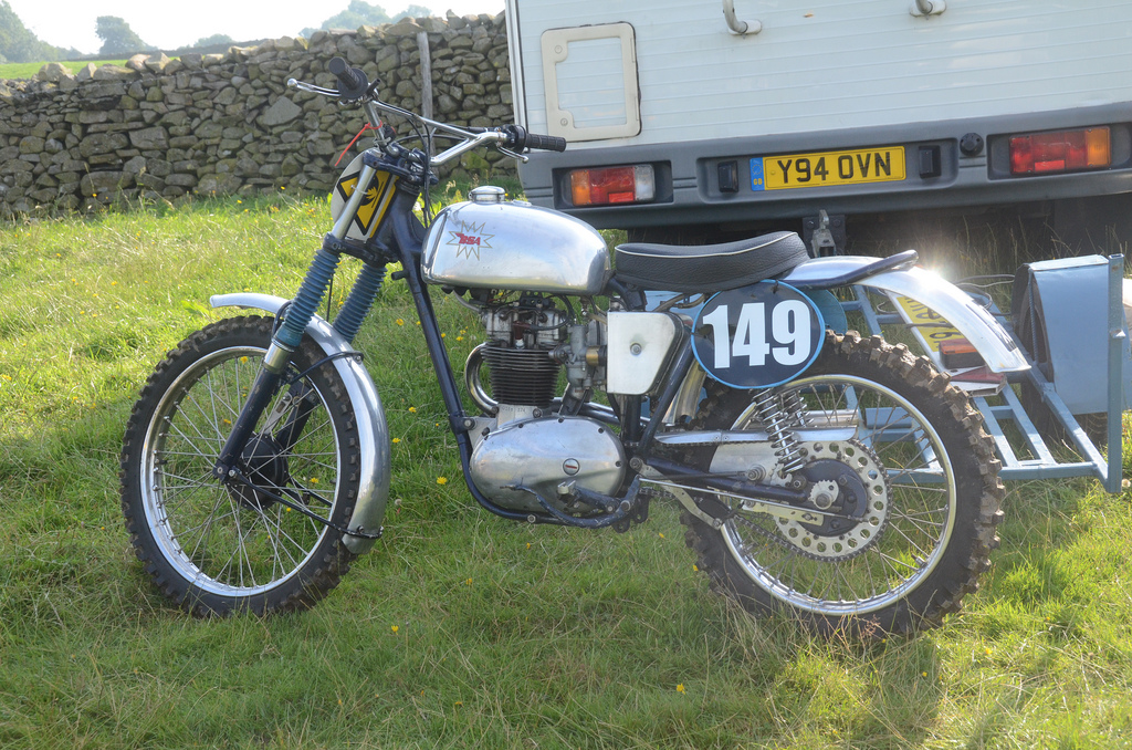Vintage motocross The Nostalgia Scramble 2015 photos Sedbergh 23rd August classicdirtbikerider.com 5