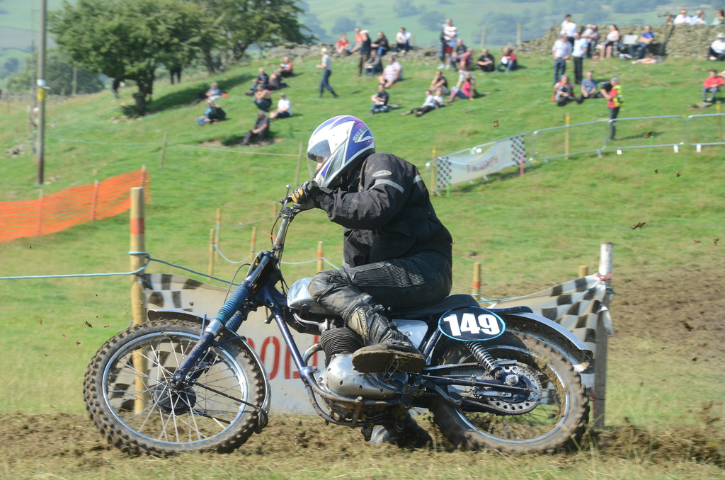 Vintage motocross The Nostalgia Scramble 2015 photos Sedbergh 23rd August classicdirtbikerider.com 6