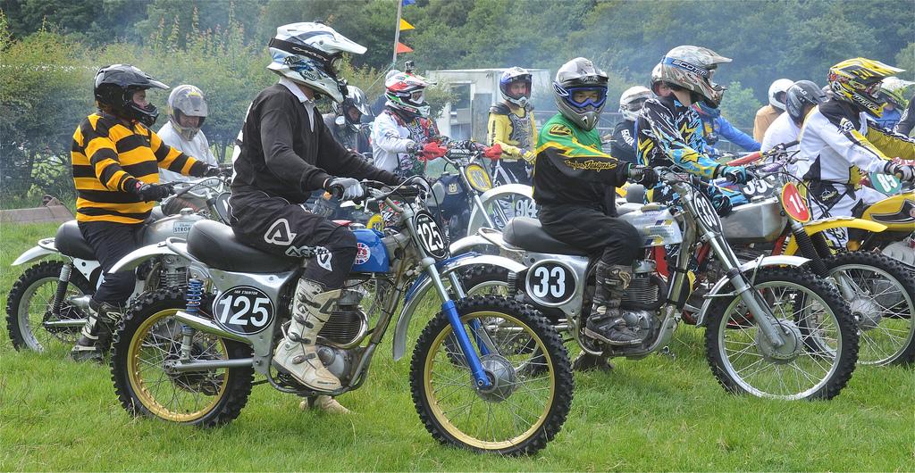 vintage motocross Photos Abbeycwmhir August 2nd 2015 classicdirtbikerider.com  3