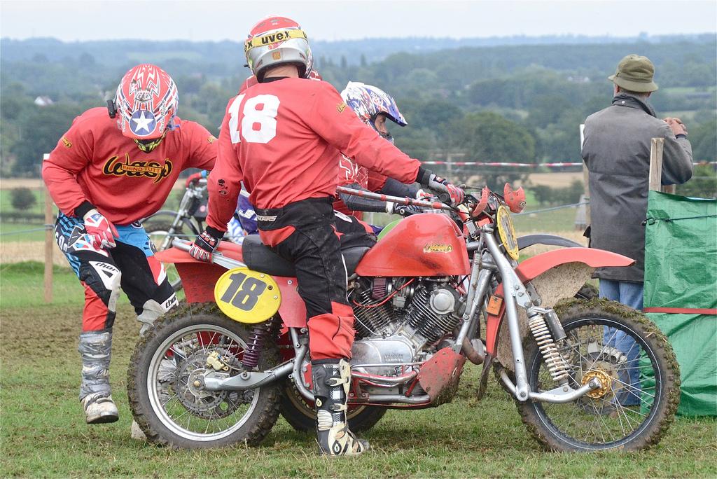 Hanbury Classic Sidecar Scramble Photos August 2015 classicdirtbikerider.com vintage motocross 1