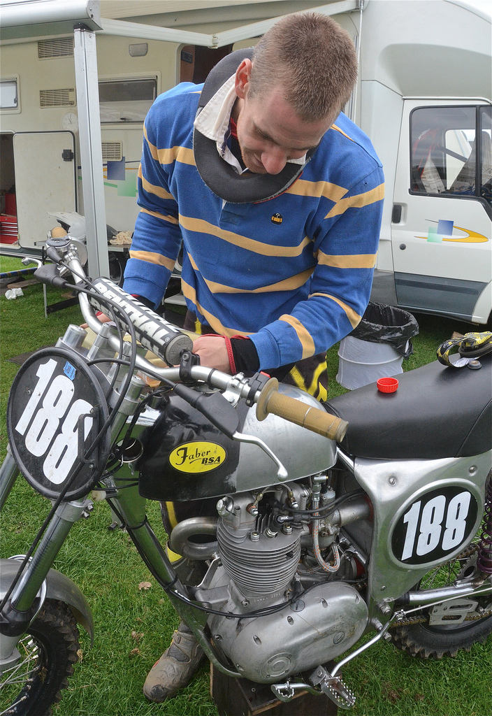 Hanbury Classic Sidecar Scramble Photos August 2015 classicdirtbikerider.com vintage motocross 15