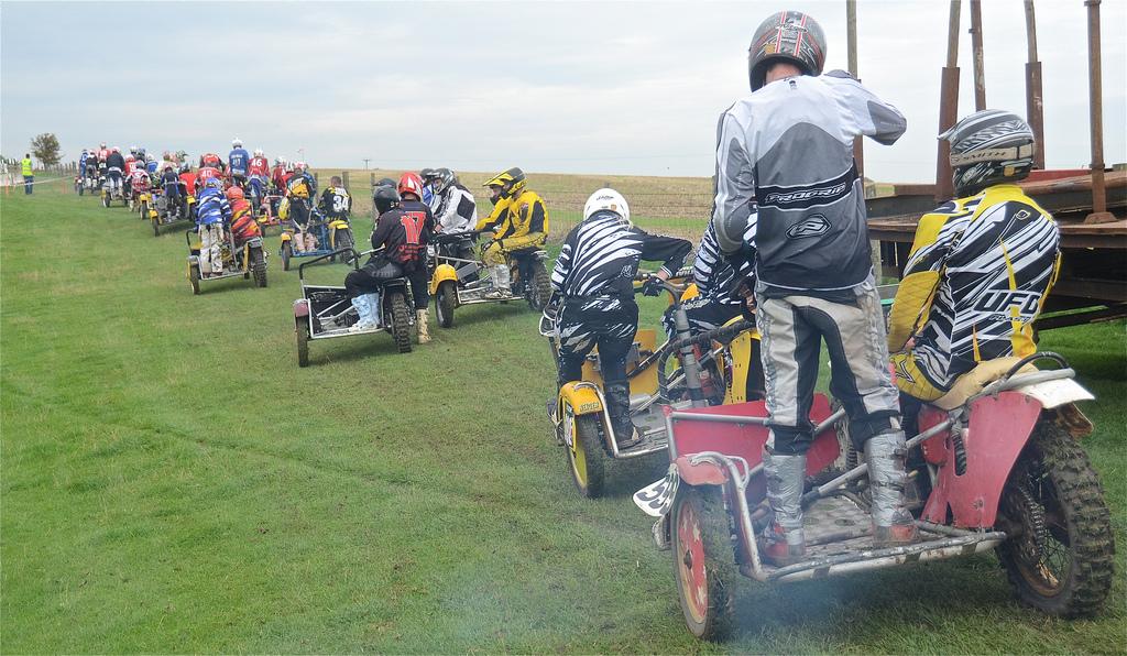 Hanbury Classic Sidecar Scramble Photos August 2015 classicdirtbikerider.com vintage motocross 40