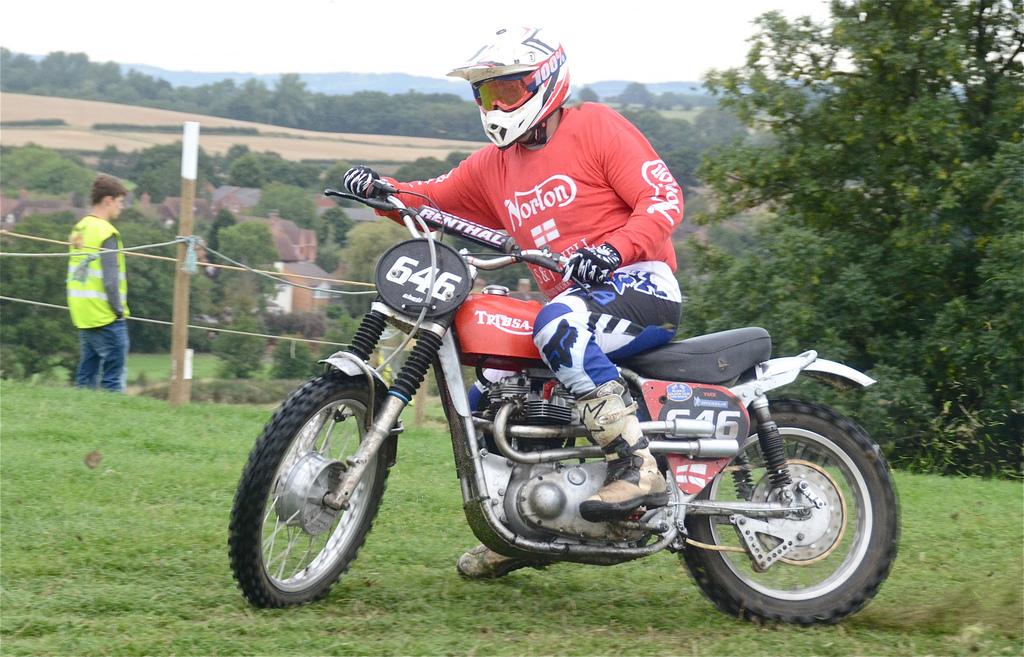 Hanbury Classic Sidecar Scramble Photos August 2015 classicdirtbikerider.com vintage motocross 9
