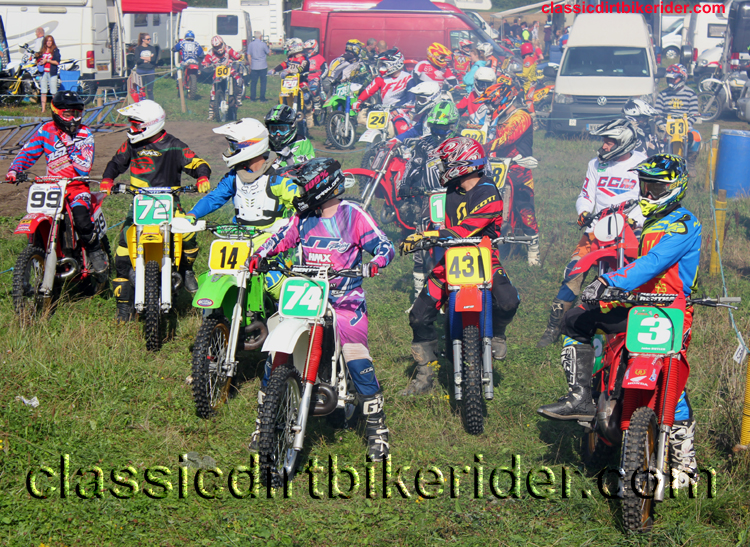 National Twinshock Championship 2015 Photos Round 6 Gale Common classicdirtbikerider.com Evo Vintage Motocross 10