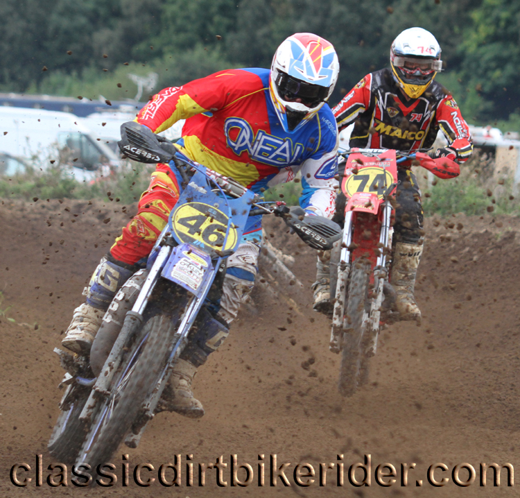 National Twinshock Championship 2015 Photos Round 6 Gale Common classicdirtbikerider.com Evo Vintage Motocross 103