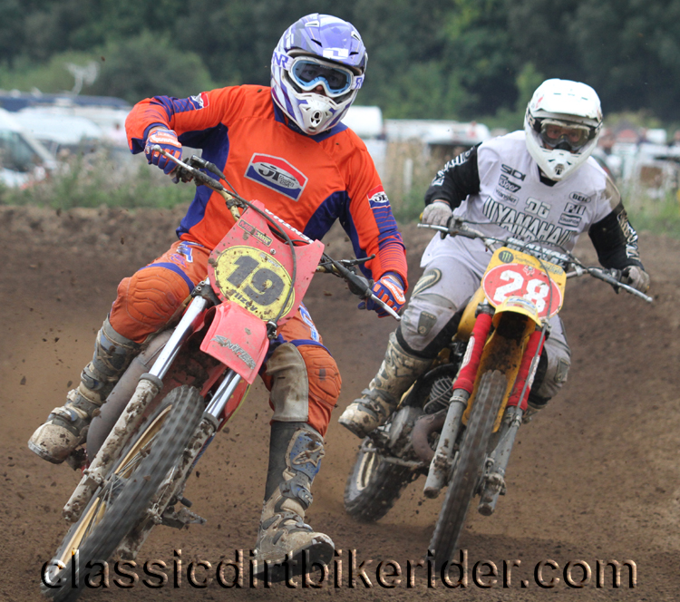 National Twinshock Championship 2015 Photos Round 6 Gale Common classicdirtbikerider.com Evo Vintage Motocross 105