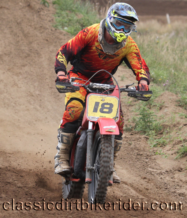 National Twinshock Championship 2015 Photos Round 6 Gale Common classicdirtbikerider.com Evo Vintage Motocross 106