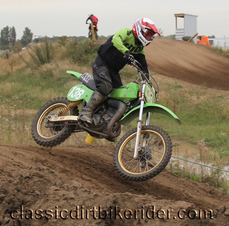 National Twinshock Championship 2015 Photos Round 6 Gale Common classicdirtbikerider.com Evo Vintage Motocross 107