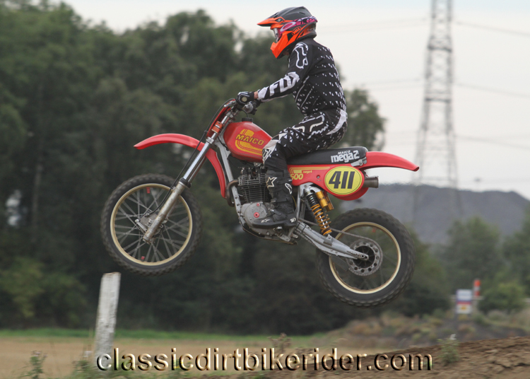 National Twinshock Championship 2015 Photos Round 6 Gale Common classicdirtbikerider.com Evo Vintage Motocross 112