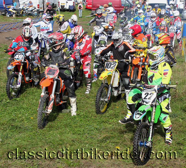 National Twinshock Championship 2015 Photos Round 6 Gale Common classicdirtbikerider.com Evo Vintage Motocross 12