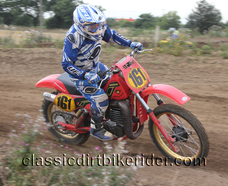 National Twinshock Championship 2015 Photos Round 6 Gale Common classicdirtbikerider.com Evo Vintage Motocross 120