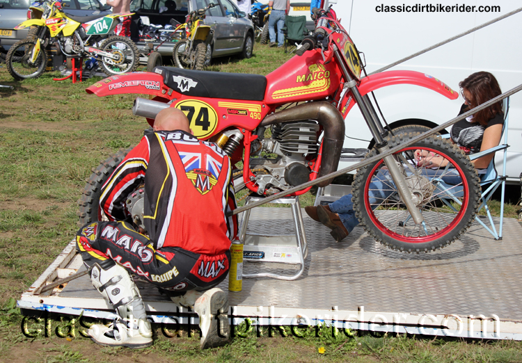 National Twinshock Championship 2015 Photos Round 6 Gale Common classicdirtbikerider.com Evo Vintage Motocross 13