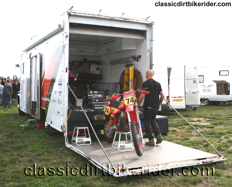 National Twinshock Championship 2015 Photos Round 6 Gale Common classicdirtbikerider.com Evo Vintage Motocross 17