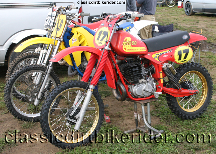 National Twinshock Championship 2015 Photos Round 6 Gale Common classicdirtbikerider.com Evo Vintage Motocross 18