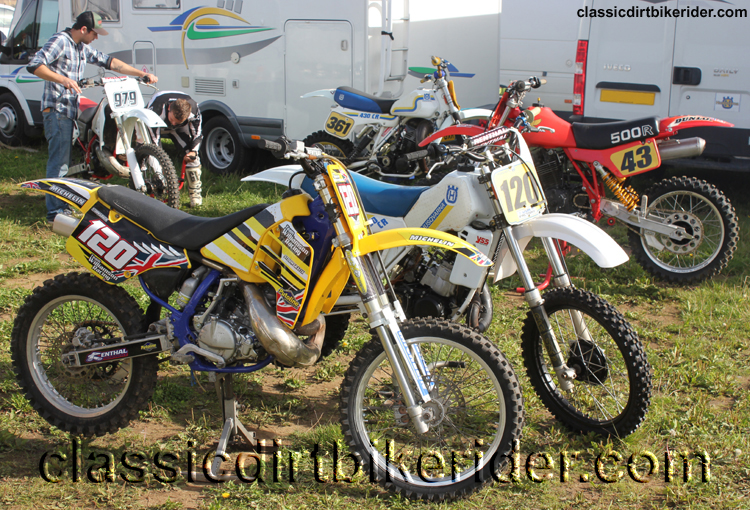 National Twinshock Championship 2015 Photos Round 6 Gale Common classicdirtbikerider.com Evo Vintage Motocross 2