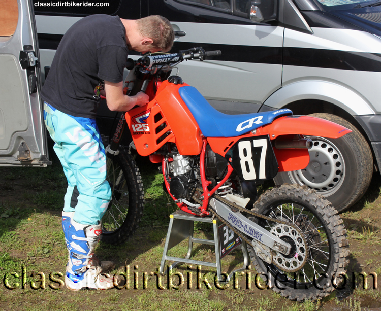 National Twinshock Championship 2015 Photos Round 6 Gale Common classicdirtbikerider.com Evo Vintage Motocross 3