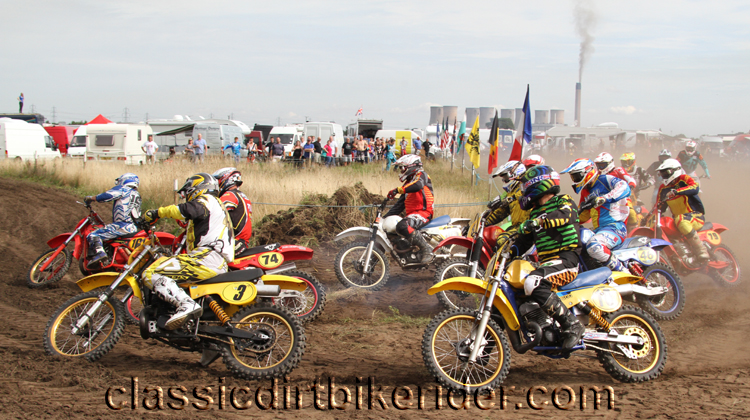 National Twinshock Championship 2015 Photos Round 6 Gale Common classicdirtbikerider.com Evo Vintage Motocross 35