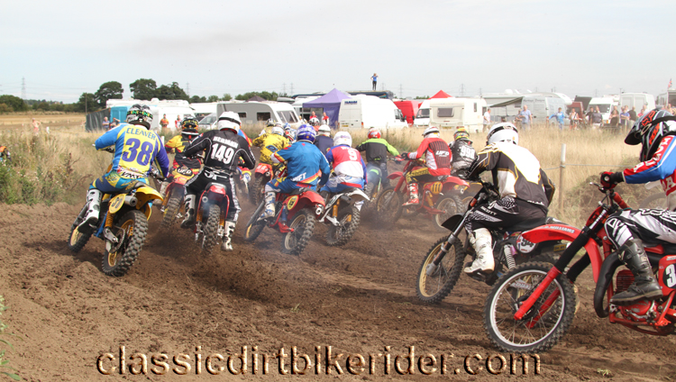 National Twinshock Championship 2015 Photos Round 6 Gale Common classicdirtbikerider.com Evo Vintage Motocross 36