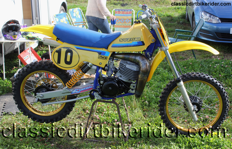 National Twinshock Championship 2015 Photos Round 6 Gale Common classicdirtbikerider.com Evo Vintage Motocross 4