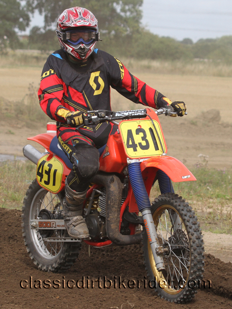 National Twinshock Championship 2015 Photos Round 6 Gale Common classicdirtbikerider.com Evo Vintage Motocross 46