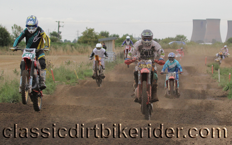 National Twinshock Championship 2015 Photos Round 6 Gale Common classicdirtbikerider.com Evo Vintage Motocross 60