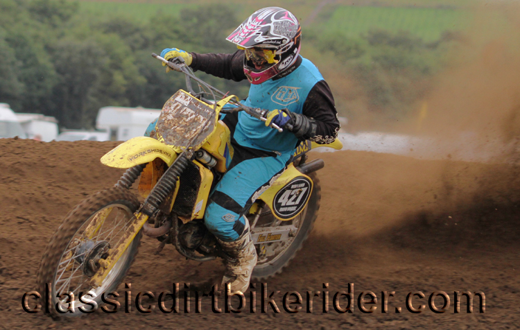 National Twinshock Championship 2015 Photos Round 6 Gale Common classicdirtbikerider.com Evo Vintage Motocross 61