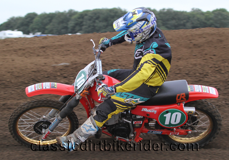 National Twinshock Championship 2015 Photos Round 6 Gale Common classicdirtbikerider.com Evo Vintage Motocross 65