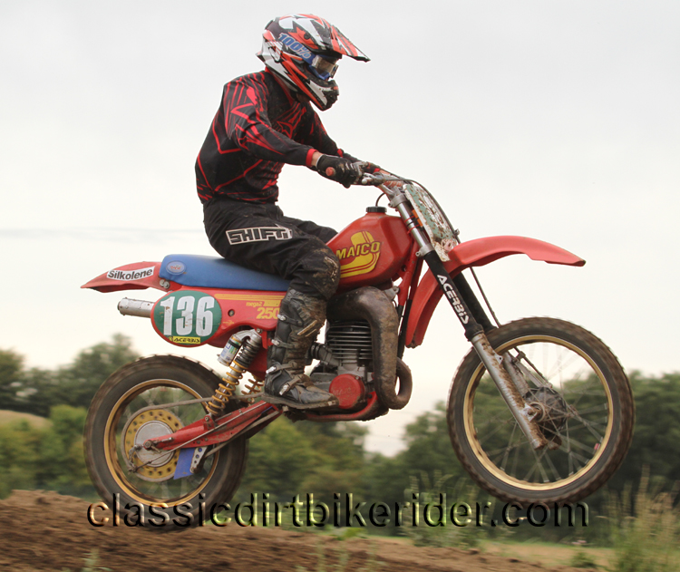 National Twinshock Championship 2015 Photos Round 6 Gale Common classicdirtbikerider.com Evo Vintage Motocross 68