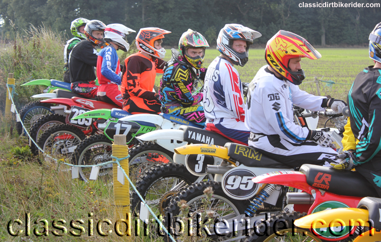 National Twinshock Championship 2015 Photos Round 6 Gale Common classicdirtbikerider.com Evo Vintage Motocross 7