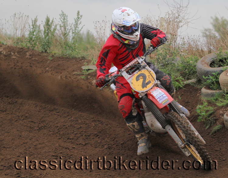 National Twinshock Championship 2015 Photos Round 6 Gale Common classicdirtbikerider.com Evo Vintage Motocross 70