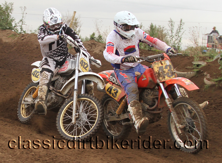 National Twinshock Championship 2015 Photos Round 6 Gale Common classicdirtbikerider.com Evo Vintage Motocross 73