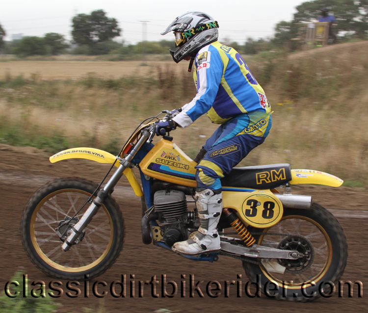 National Twinshock Championship 2015 Photos Round 6 Gale Common classicdirtbikerider.com Evo Vintage Motocross 77