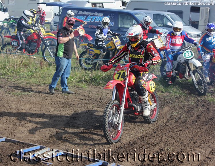 National Twinshock Championship 2015 Photos Round 6 Gale Common classicdirtbikerider.com Evo Vintage Motocross 8