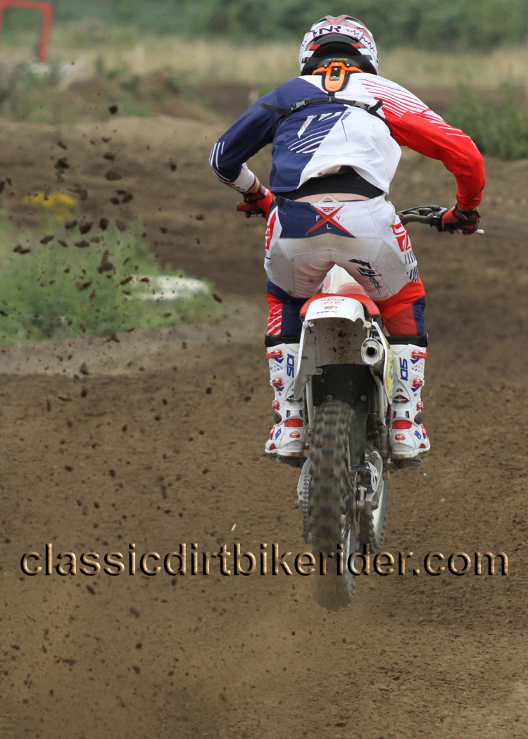 National Twinshock Championship 2015 Photos Round 6 Gale Common classicdirtbikerider.com Evo Vintage Motocross 85