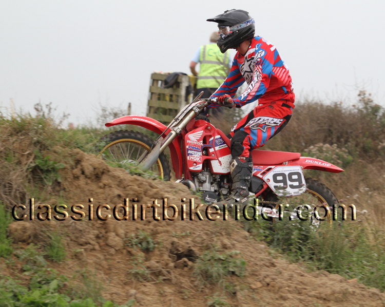 National Twinshock Championship 2015 Photos Round 6 Gale Common classicdirtbikerider.com Evo Vintage Motocross 89