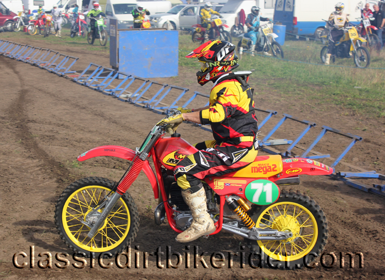 National Twinshock Championship 2015 Photos Round 6 Gale Common classicdirtbikerider.com Evo Vintage Motocross 9