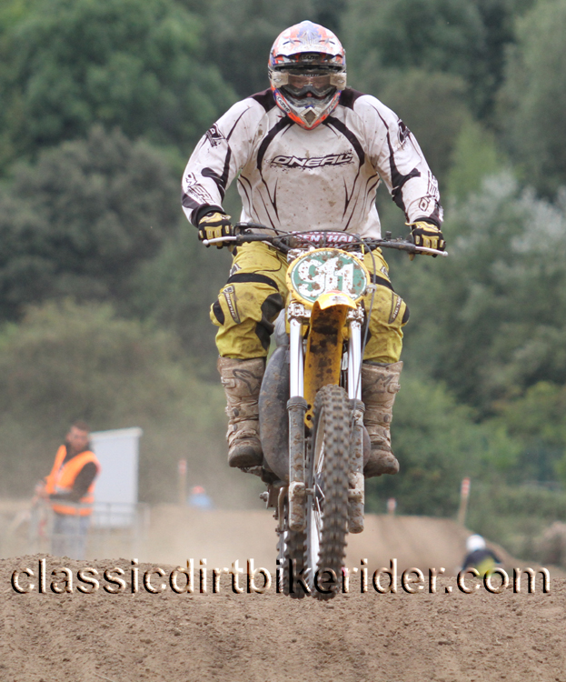 National Twinshock Championship 2015 Photos Round 6 Gale Common classicdirtbikerider.com Evo Vintage Motocross 92