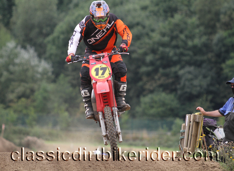 National Twinshock Championship 2015 Photos Round 6 Gale Common classicdirtbikerider.com Evo Vintage Motocross 93