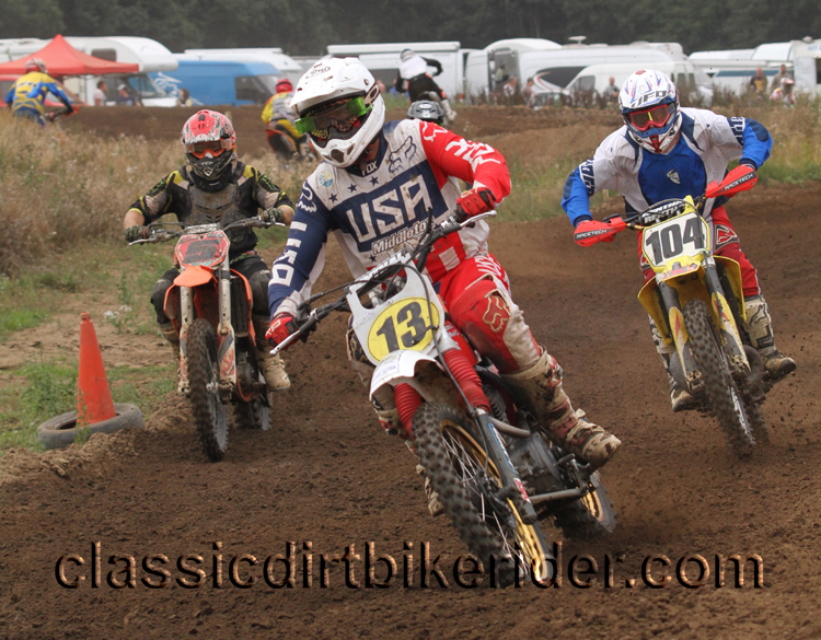 National Twinshock Championship 2015 Photos Round 6 Gale Common classicdirtbikerider.com Evo Vintage Motocross 97