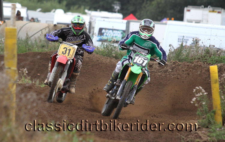 National Twinshock Championship 2015 Photos Round 6 Gale Common classicdirtbikerider.com Evo Vintage Motocross 98
