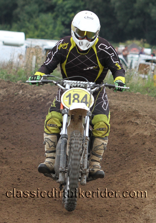 National Twinshock Championship 2015 Photos Round 6 Gale Common classicdirtbikerider.com Evo Vintage Motocross 99