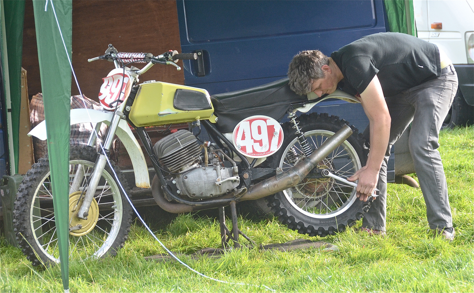 Llanthony Classic Scramble Photos September 2015 classicdirtbikerider.com  1