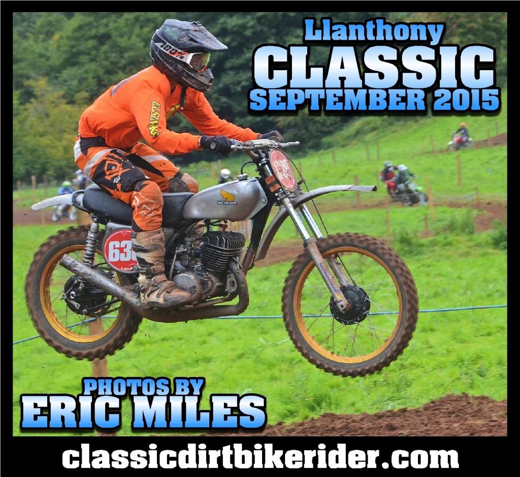 Llanthony Classic Scramble Photos September 2015 classicdirtbikerider.com Vintage Motocross