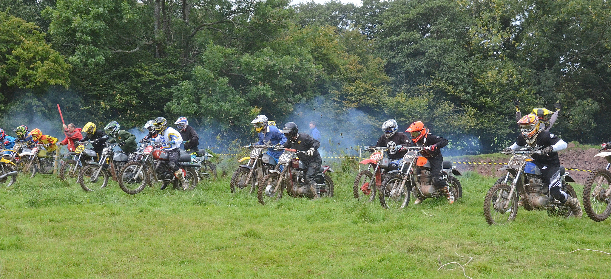 Llanthony Classic Scramble Photos September 2015 classicdirtbikerider.com..12