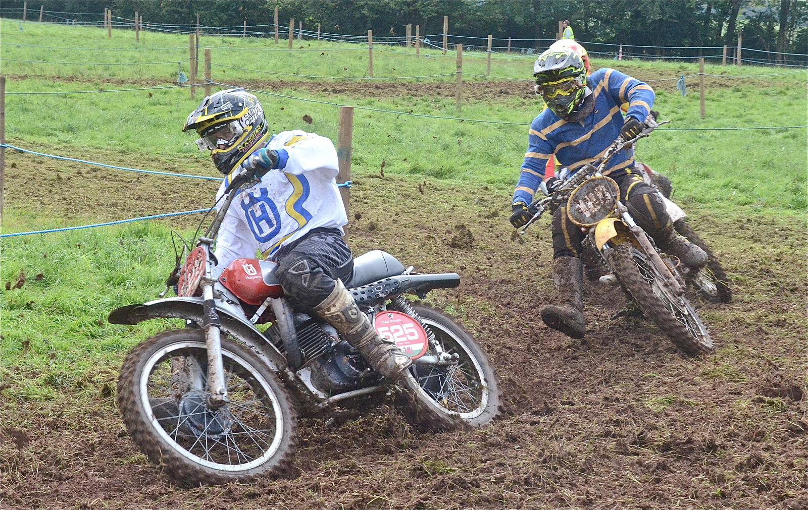 Llanthony Classic Scramble Photos September 2015 classicdirtbikerider.com..16