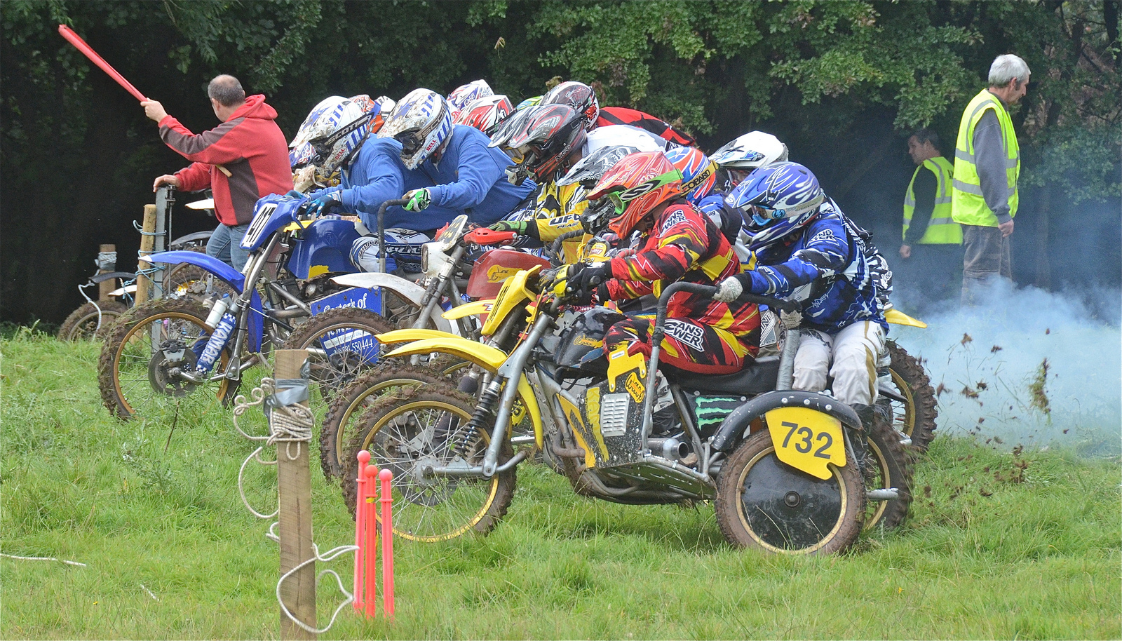 Llanthony Classic Scramble Photos September 2015 classicdirtbikerider.com..21