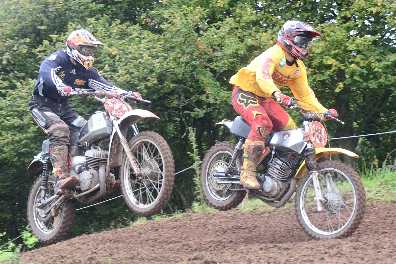 Llanthony Classic Scramble Photos September 2015 classicdirtbikerider.com..29