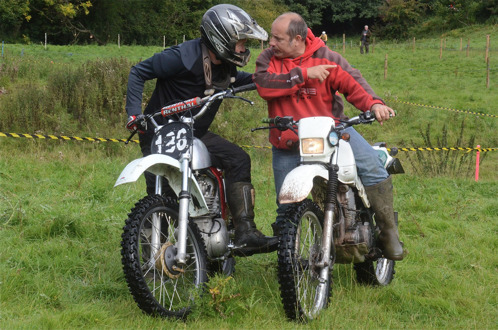 Llanthony Classic Scramble Photos September 2015 classicdirtbikerider.com..3